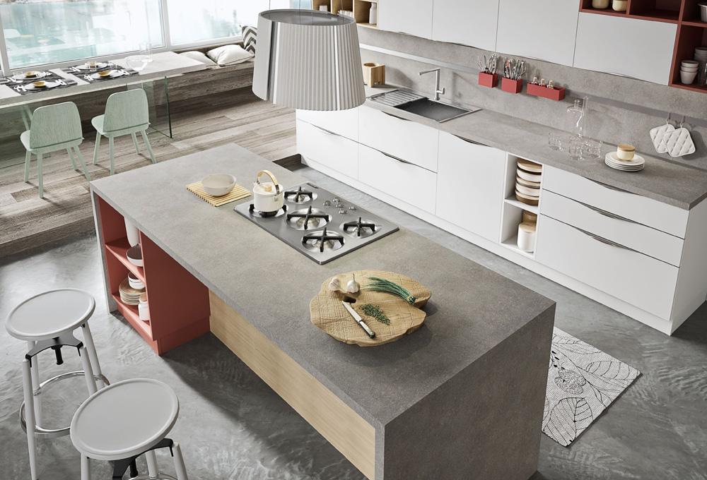 Cucine moderne rodofile - Cucine moderne scure ...