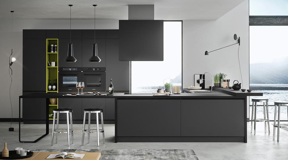 cucine moderne  rodofile, Disegni interni